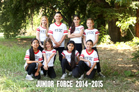 Junior Force 2014-2015